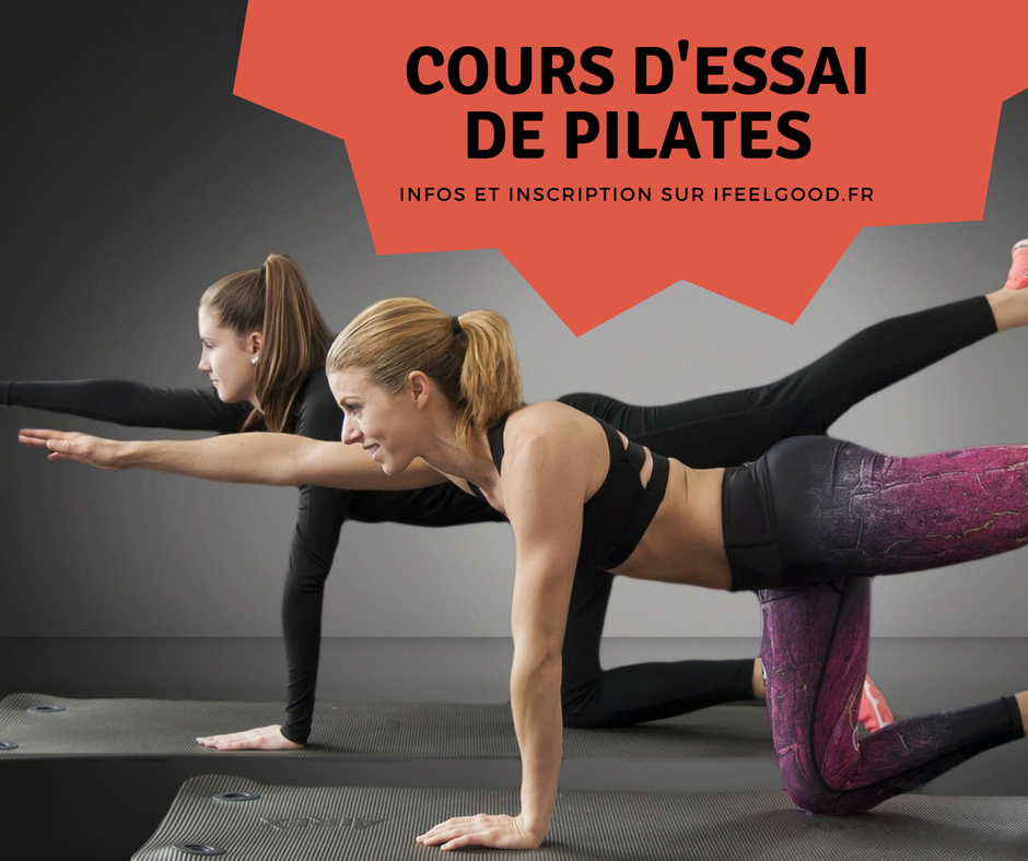 Cours d'essai de Pilates débutant @ I Feel Good | Paris | Île-de-France | France
