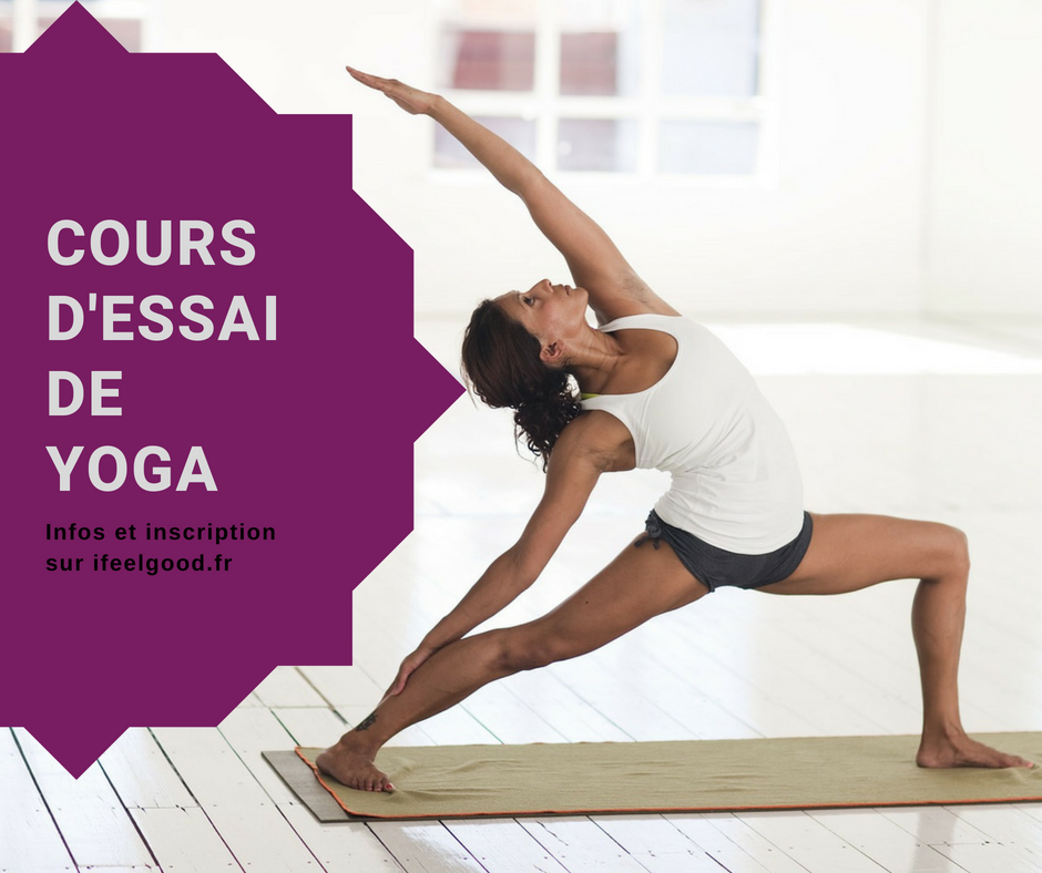Cours d'essai de Yoga débutant @ I Feel Good | Paris | Île-de-France | France